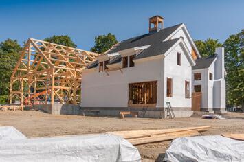 Bauunternehmen für Anbau und Umbau
